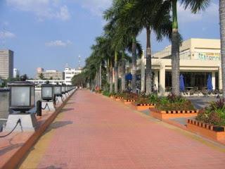 صور ساحة الميناء في مانيلا 2015