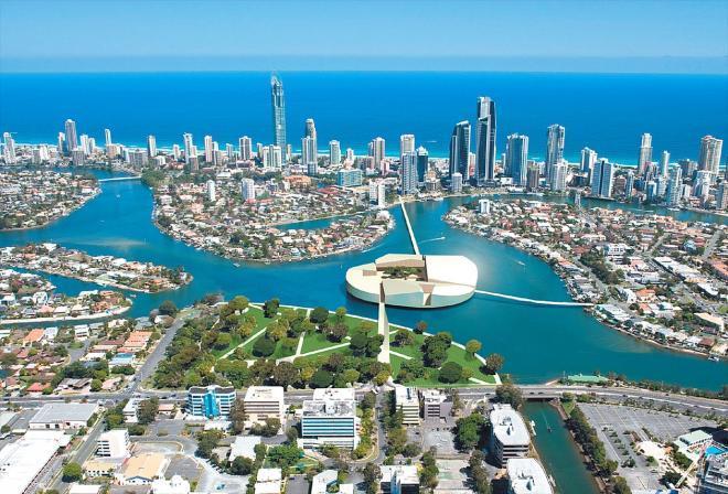رحلتى الى مدينة جولد كوست فى استراليا Gold Coast City, Australia