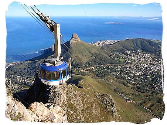 أهم الوجهات السياحية في كيب تاون.... جنوب افريقيا