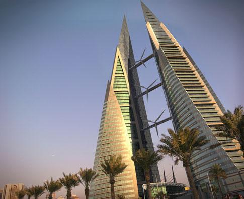 البحرين بوابة الخليج