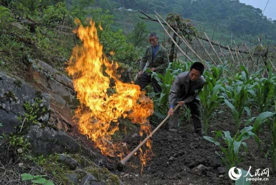 قرية نانجياوان في جنوب غرب الصين