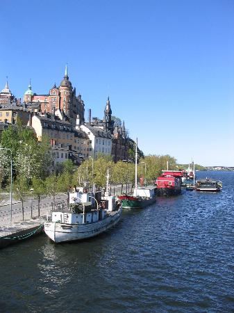 مناظر سياحية جميلة , السياحة فى ستوكهولم