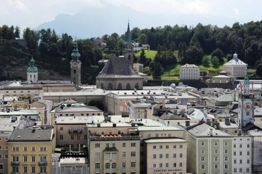 افضل الاماكن السياحية ,معلومات عن سالزبورغ في النمسا