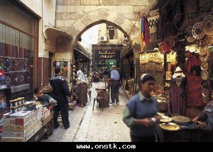 المعالم السياحية فى مصر 2015 , جمال خان الخليلى 2015
