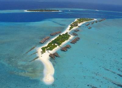 صور من جزر المالديف