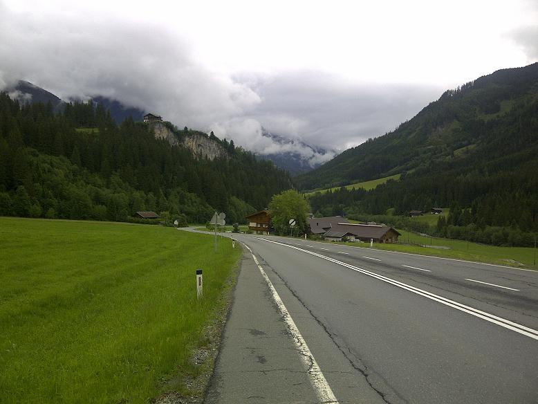 تقرير رحلتي الى اوروبا (النمسا, سويسرا, ايطاليا, فرنسا, المانيا)