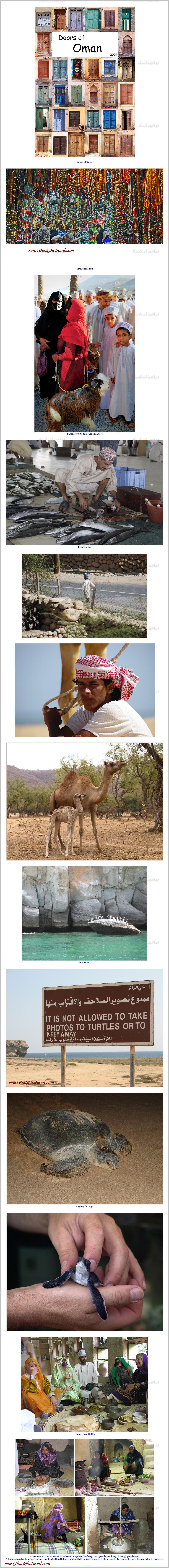 صور رائعة من سلطنة عمان