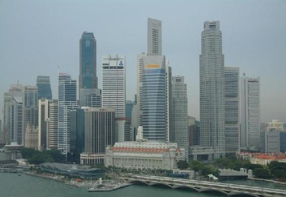 سنغافورة ومعالمها الاسلامية