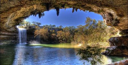 صور حمام سباحة مذهل في ولاية تكساس