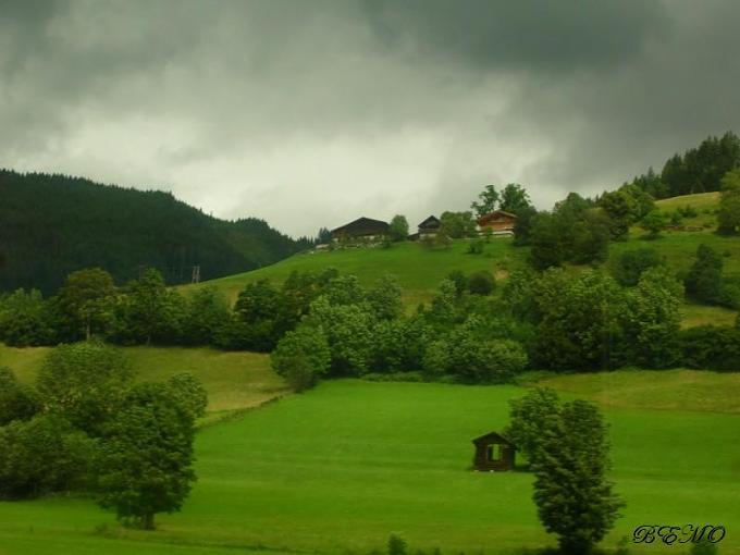 صور من النمسا.. مدينة زلمسي