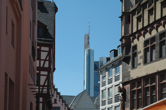 سياحة فرانكفورت