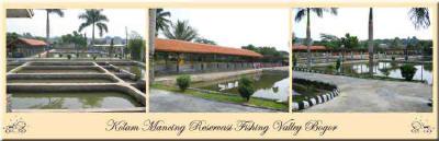 صور مطعم وادي صيد الأسماك ( Fishing Valley Bogor) ببوقور