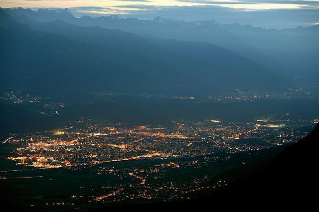 انسبروك النمساوية … سحر الطبيعة ومتعة الريف الاوروبي