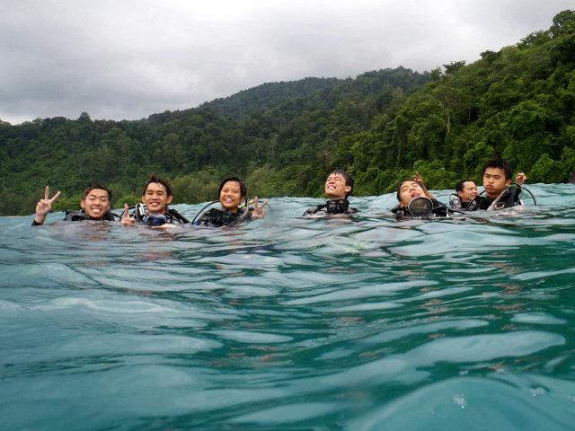 سياحة الغوص في ماليزيا عجائب بلا حدود تحت المياه الزرقاء