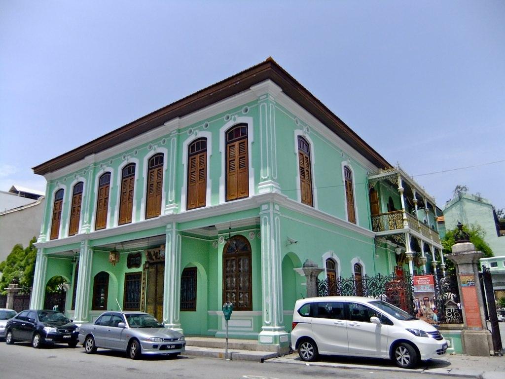 صور قصر بينانج بيرانانكان من أفخم القصور في ماليزيا