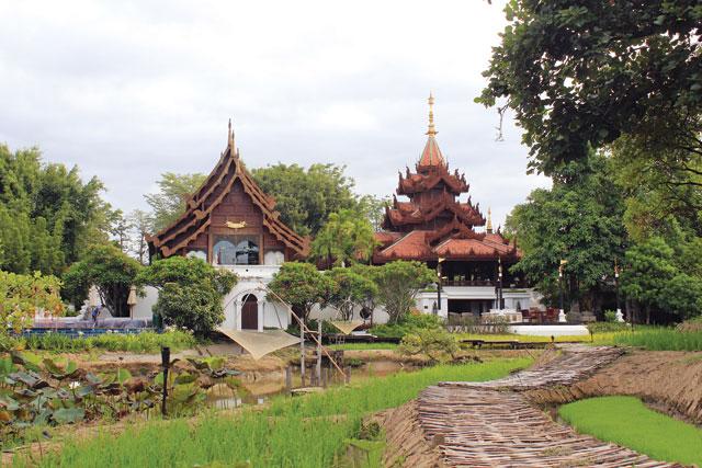 تقرير عن جزر تشانغ ماي شمال تايلاند