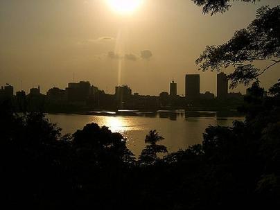 صور السياحة فى أهم مدن ساحل العاج ( أبيدجان)