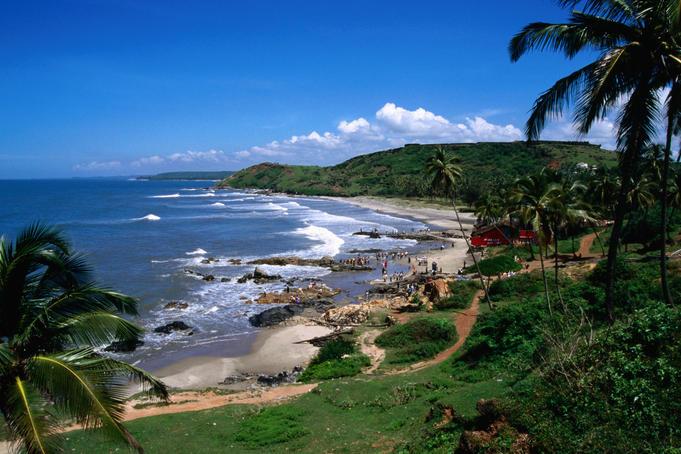صور رائعة من غوا هي إحدى ولايات الهند