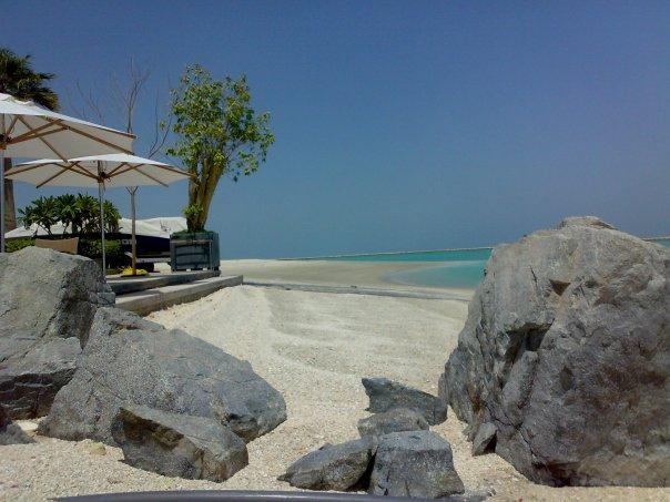 تقرير عن جزر أمواج ( سياحة البحرين )