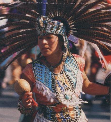 المكسيك بين سحر الماضي والحاضر