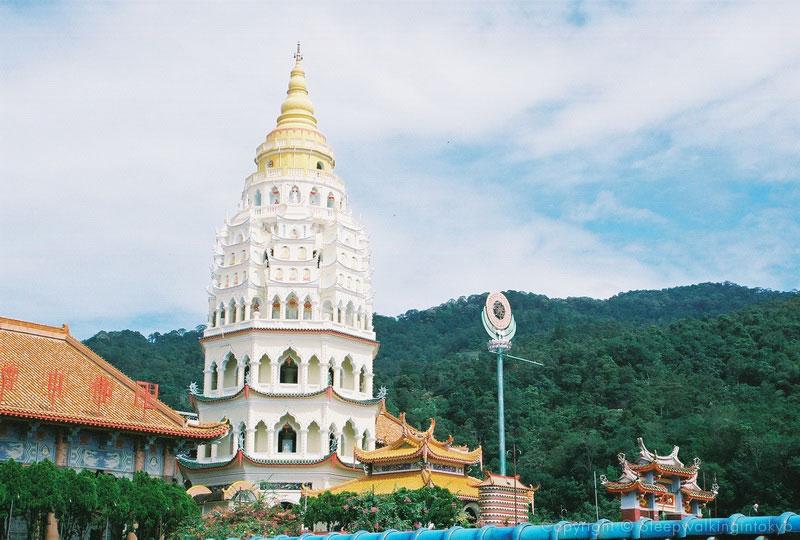 صور من جزيرة بينانج