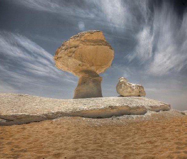 صور الصحراء البيضاء – مصر