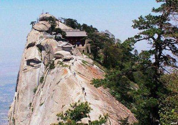 صور مقهى هوا شان (The Huashan Teahouse) (الصين)