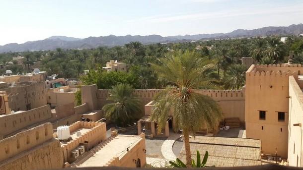 جولة الى معالم عمان السياحيه