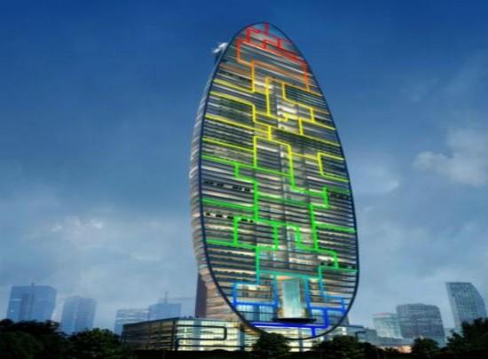 صور برج رائع فى مدينة مومباي الهندية , السياحة فى الهند 2015