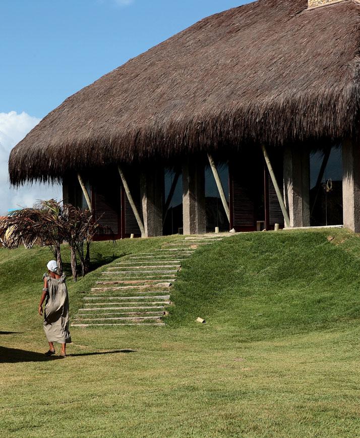 Kenoa منتجع شاطئ وسبا في البرازيل ( صور رائعة )