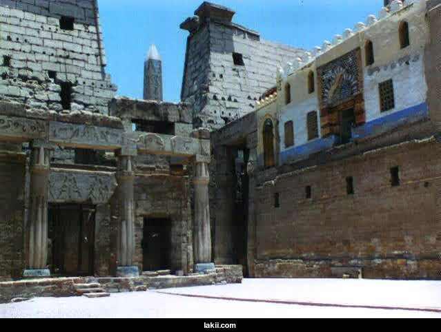 صور معبد الأقصر والكرنك فى مصر