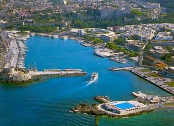 صور جزيرة رودوس (باليونانية: Ρόδος)