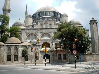 صور مسجد أيوب سلطان (بالتركية Eyüp Sultan Camii) ( معالم تركيا )