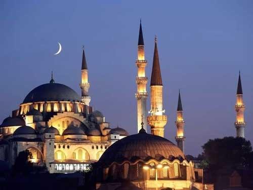 صور جامع السلطان أحمد أو الجامع الأزرق ( مساجد تركيا )