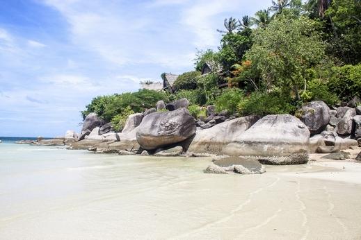 صور جزيرة كو تاو التايلاندية ذات الطبيعة الخلابة