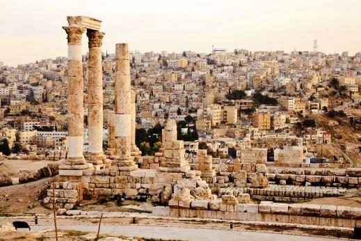 عمان مدينة سياحية بامتياز