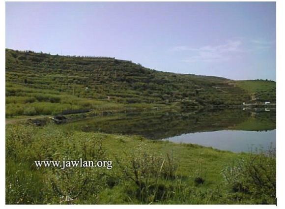 صور مرتفعات الجولان