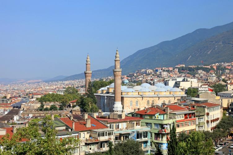 معلومات عامة عن السياحة فى بورصة التركيه بالصور