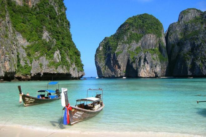 شهر العسل فى تايلاند