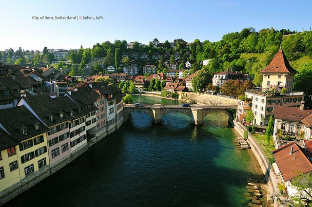 السياحة فى مدينة برن السويسريه الرائعة