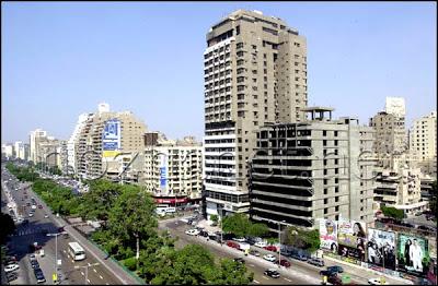 جولة سياحيه فى جامعة الدول العربيه ( سياحة القاهرة )