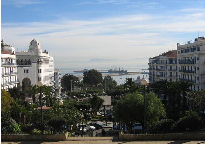 السياحة فى الجزائر