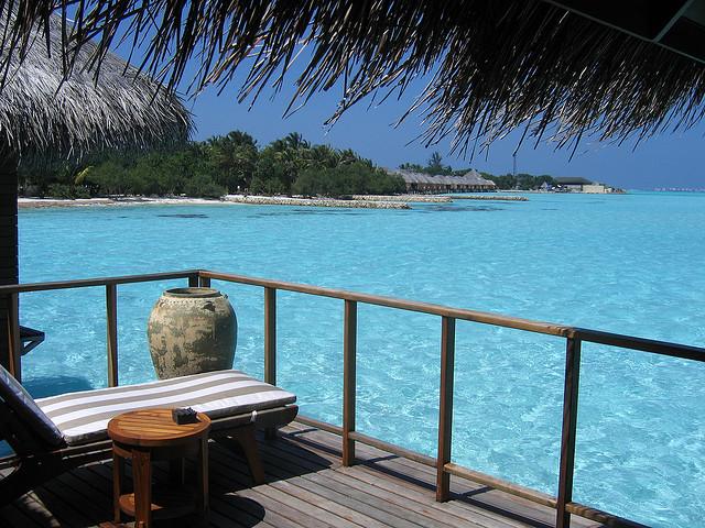 صور أفضل المنتجعات الفاخرة في جزر المالديف Maldives