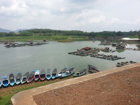 صور بحيرة شانجور في اندونيسيا