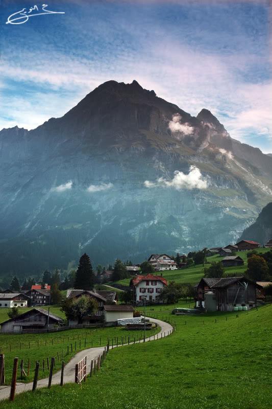 صور الريف السويسري الساحر , ريف سويسرا