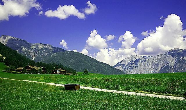 الريف النمساوي , ريف النمسا , افضل ريف , احسن ريف , العرب المسافرون