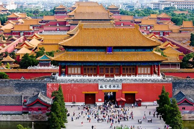 بكين احدى المدن الصينيه الهامه التى تمثل رمز كبير وتاريخ عريق لها