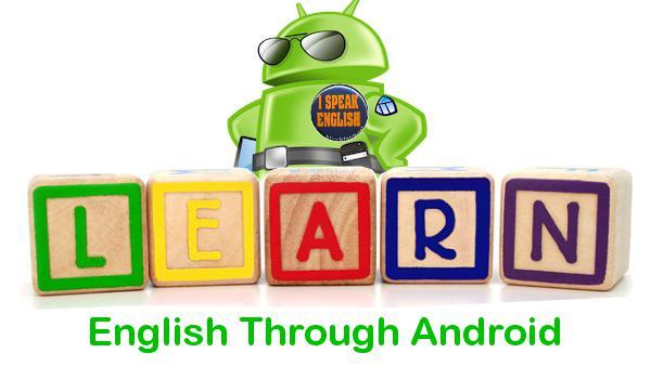 تطبيقات أندرويد لتعلم اللغة الإنجليزية ( مجانية )