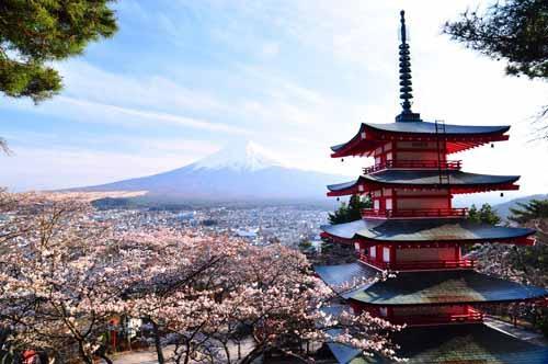 السياحة فى اليابان 2015