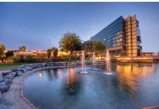 فندق خمس نجوم في دبي مع تذاكر Wild Wadi